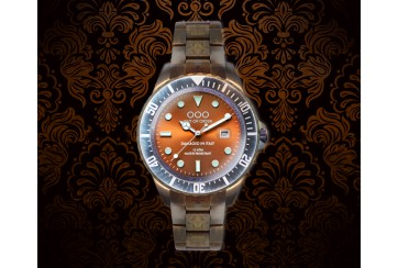 Casanova Rust | Stainless Steel Band